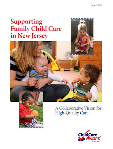 A Collaborative Vision for High-Quality Child Care in New Jersey
